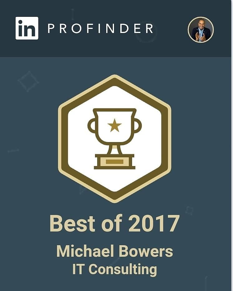 LinkedIn IT Consulting Best of 2017